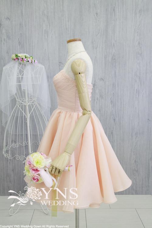 sai13925 spk mini select dress カラードレス ウェディングドレスの