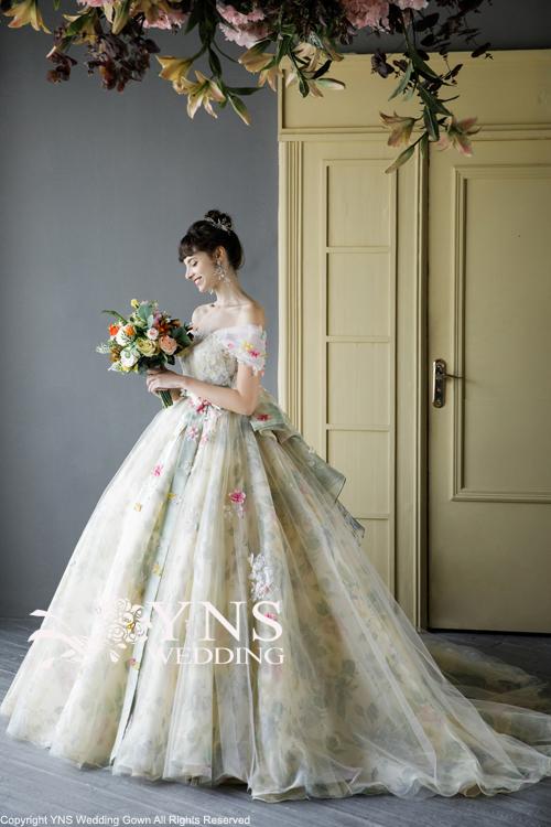 ドレス例4東京サロン