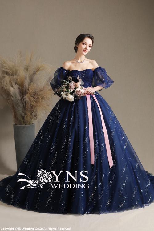 ドレス例4名古屋サロン