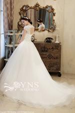 ウェディングドレス SAI-BA1602