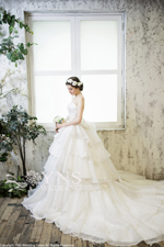 LaVenie Collection ウェディングドレス SAI-CK6017-2W