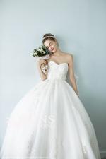 2位ウェディングドレス/SL17921-IM