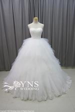 ウェディングドレス SL17311N-2W
