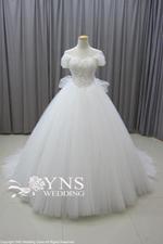 ウェディングドレス SL17910NF-OWH